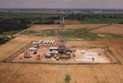 Нефтяное строительство
